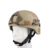 Шлем MICH с планками (тан)