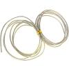 Провод низкоомный, серебряный, 180 см. LONEX